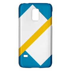 Flag Of The Franco Yukonnais Samsung Galaxy S5 Mini Hardshell Case  by abbeyz71