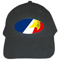 Franco Terreneuviens Flag Black Cap by abbeyz71