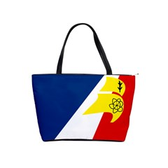 Franco Terreneuviens Flag Classic Shoulder Handbag by abbeyz71