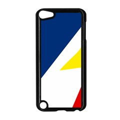 Franco Terreneuviens Flag Apple Ipod Touch 5 Case (black)