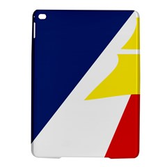 Franco Terreneuviens Flag Ipad Air 2 Hardshell Cases by abbeyz71