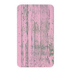 Old Pink Wood Wall Memory Card Reader (rectangular) by snowwhitegirl