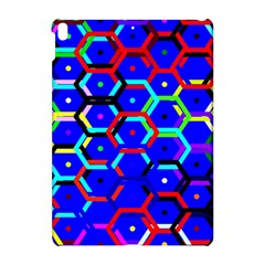 Blue Bee Hive Pattern Apple Ipad Pro 10 5   Hardshell Case by Jojostore