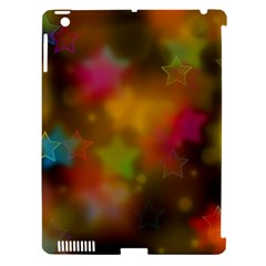 Star Background Texture Pattern Apple Ipad 3/4 Hardshell Case (compatible With Smart Cover)