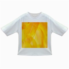 Yellow Pattern Painting Infant/toddler T Shirts