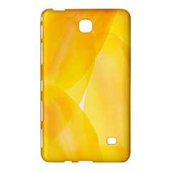 Yellow Pattern Painting Samsung Galaxy Tab 4 (8 ) Hardshell Case  by Jojostore