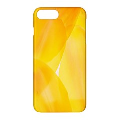 Yellow Pattern Painting Apple Iphone 7 Plus Hardshell Case by Jojostore