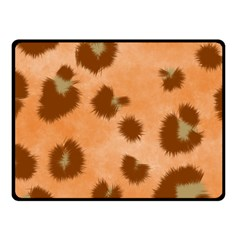 Seamless Tile Background Abstract Fleece Blanket (small)