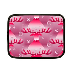 Seamless Repeat Repeating Pattern Netbook Case (small)