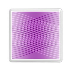 Abstract Lines Background Memory Card Reader (square) by Jojostore