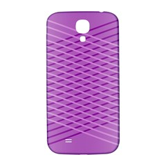 Abstract Lines Background Samsung Galaxy S4 I9500/i9505  Hardshell Back Case