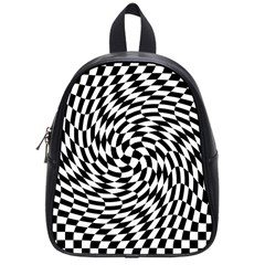Whirl School Bag (small) by Jojostore