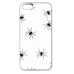 Animals Arachnophobia Seamless Apple Seamless Iphone 5 Case (clear)