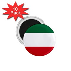Patriote Flag 1 75  Magnets (10 Pack)  by abbeyz71