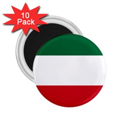 Patriote Flag 2 25  Magnets (10 Pack)  by abbeyz71