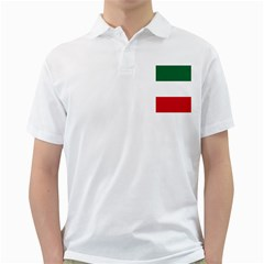 Patriote Flag Golf Shirt by abbeyz71