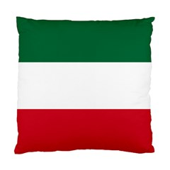 Patriote Flag Standard Cushion Case (one Side) by abbeyz71