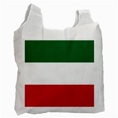 Patriote Flag Recycle Bag (two Side) by abbeyz71