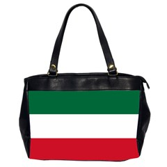 Patriote Flag Oversize Office Handbag (2 Sides) by abbeyz71