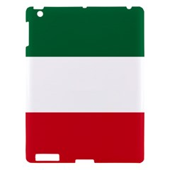 Patriote Flag Apple Ipad 3/4 Hardshell Case by abbeyz71