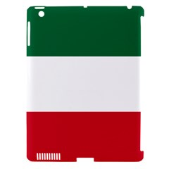 Patriote Flag Apple Ipad 3/4 Hardshell Case (compatible With Smart Cover) by abbeyz71