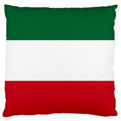 Patriote Flag Large Cushion Case (one Side) by abbeyz71