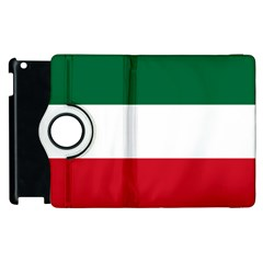 Patriote Flag Apple Ipad 3/4 Flip 360 Case by abbeyz71