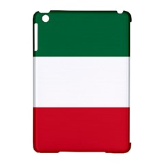 Patriote Flag Apple Ipad Mini Hardshell Case (compatible With Smart Cover) by abbeyz71