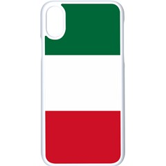 Patriote Flag Apple Iphone X Seamless Case (white) by abbeyz71