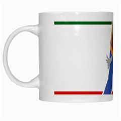 Patriote Flag With Le Vieux De  37 White Mugs by abbeyz71