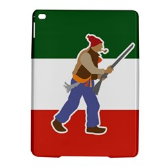 Patriote Flag With Le Vieux De  37 Ipad Air 2 Hardshell Cases by abbeyz71
