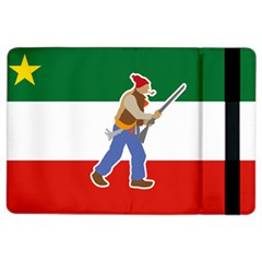 Patriote Flag With Le Vieux De  37 Ipad Air 2 Flip by abbeyz71