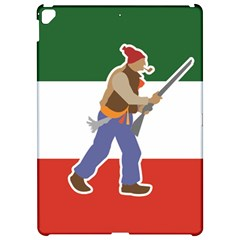 Patriote Flag With Le Vieux De  37 Apple Ipad Pro 12 9   Hardshell Case by abbeyz71