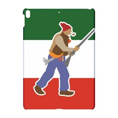 Patriote Flag With Le Vieux De  37 Apple Ipad Pro 10 5   Hardshell Case by abbeyz71