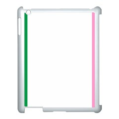 Newfoundland Tricolour Apple Ipad 3/4 Case (white)
