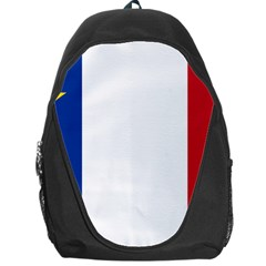 Flag Of Acadia Backpack Bag