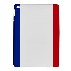 Flag Of Acadia Ipad Air 2 Hardshell Cases