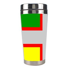 Flag Of Saguenay Lac Saint Jean Stainless Steel Travel Tumblers by abbeyz71