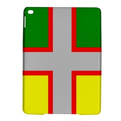 Flag Of Saguenay Lac Saint Jean Ipad Air 2 Hardshell Cases by abbeyz71