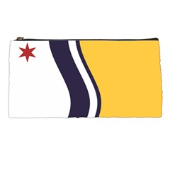Flag Of South Bend, Indiana Pencil Cases by abbeyz71