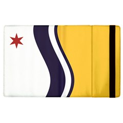 Flag Of South Bend, Indiana Apple Ipad 3/4 Flip Case by abbeyz71