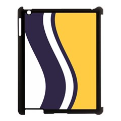 Flag Of South Bend, Indiana Apple Ipad 3/4 Case (black)