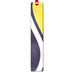 Flag Of South Bend, Indiana Large Book Marks by abbeyz71