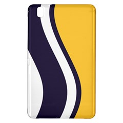 Flag Of South Bend, Indiana Samsung Galaxy Tab Pro 8 4 Hardshell Case