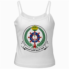 Logo Of Royal Saudi Navy Ladies Camisoles