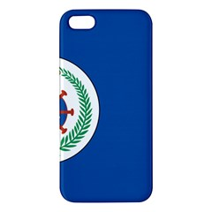 Naval Base Flag Of Royal Saudi Arabian Navy Apple Iphone 5 Premium Hardshell Case