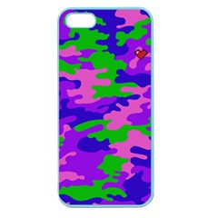 The Colors Of Gamers Apple Seamless Iphone 5 Case (color)