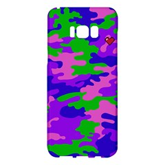 The Colors Of Gamers Samsung Galaxy S8 Plus Hardshell Case