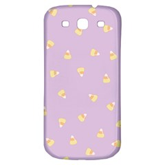 Candie Corn Samsung Galaxy S3 S Iii Classic Hardshell Back Case