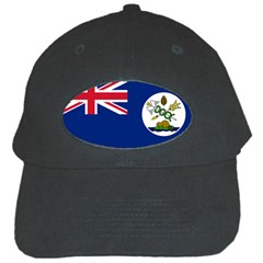 Flag Of Vancouver Island Black Cap by abbeyz71
